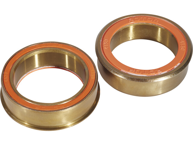 Rotor PF4130 Road/MTB Bottom Bracket BB86/BB89/BB92 Ceramics gold